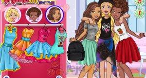 Barbie i przyjaciółki