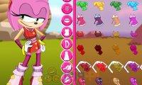 Emy Rose z Sonic Boom