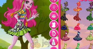 Marison Coxi z Monster High