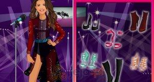 Selena Gomez w studiu mody
