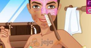 Makijaż farmerki