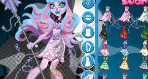 River Stixx z Monster High