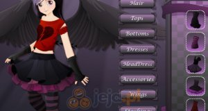 Mroczny anioł
