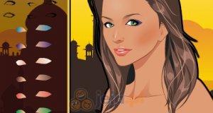 Indyjska piękność