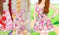 Kwiecista Barbie