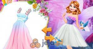 Księżniczki na balu wróżek