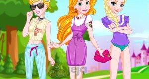 Blondynki od Disneya