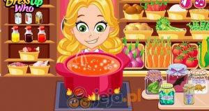 Gotowanie zupy