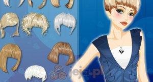 Blond bombki