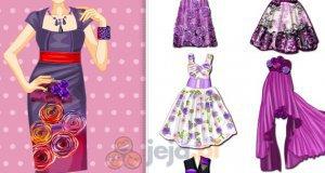 Purpura z różem