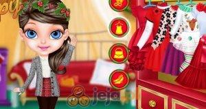 Święta z Baby Barbie