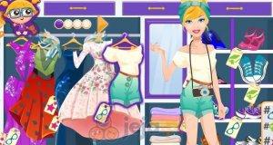 Barbie podążająca za trendami