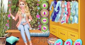 Barbie i wielkanocny styl
