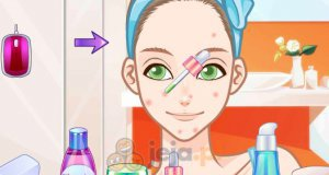 Makijaż do szkoły