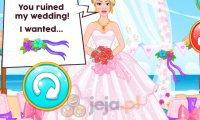 Barbie planuje ślub