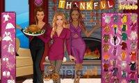 Strój na Święto Dziękczynienia