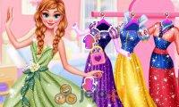 Księżniczki kiedyś i teraz