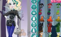 Faybelle Thron z Ever After High