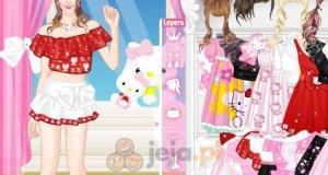 Fanka Hello Kitty