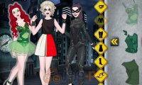 Harley Quinn i przyjaciele