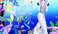 Morskie stworzenie