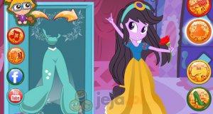 My Little Pony i księżniczki Disneya