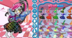 Rainbow Dash w szkole