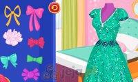 Przerabianie babcinych sukni