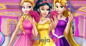 Księżniczki na maskaradzie