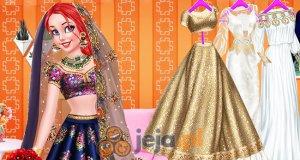 Księżniczki i orientalne wesele