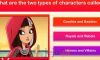 Quiz Ever After High
