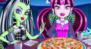 Halloweenowa Pizza Draculaury