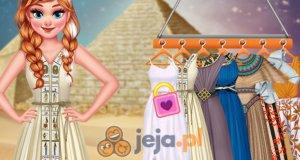 Księżniczki jadą do Egiptu
