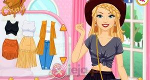 Barbie i moda na frędzle