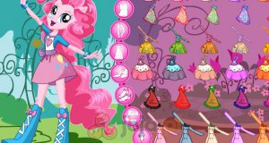 Pinkie Pie z Equestria Girls