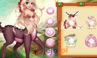 Księżniczki jako magiczne stworzenia
