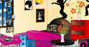 Pokój rockowej dziewczyny