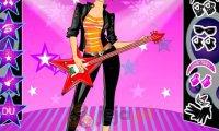 Selena Gomez Rock Star