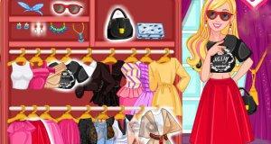 Barbie i Roszpunka rywalizują o chłopaka