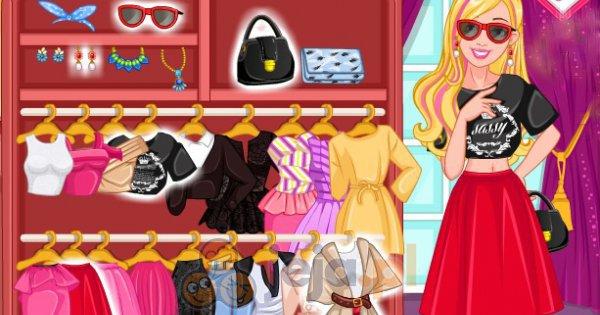 Barbie całuje i randki