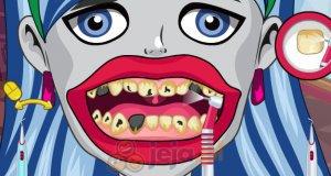 Złe zęby Ghoulii Yelps