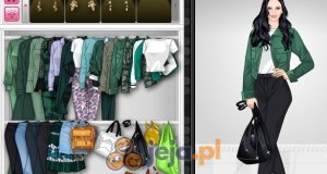 Zielone ubrania