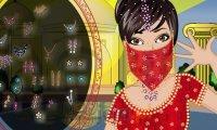 Indyjska dziewczyna