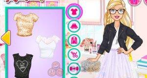 Barbie i tiulowe spódniczki