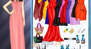 Sukienka dla szatynki