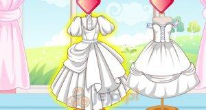 Zaprojektuj suknię balową