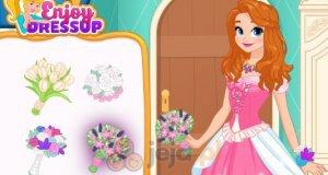 Wymarzona sukienka księżniczki