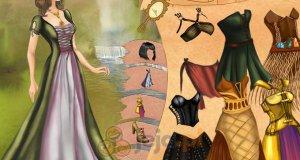 Wojowniczka lub księżniczka
