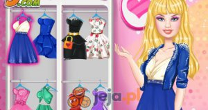 Barbie na dyskotece