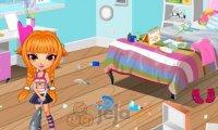 Sprzątanie po imprezie u Suzie